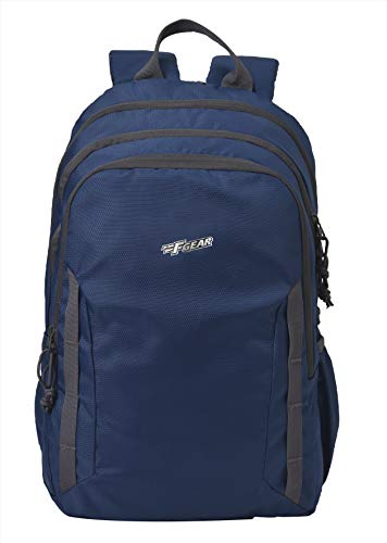 F Gear Raider 30 Liter Backpack with Rain Cover (Federal Blue)