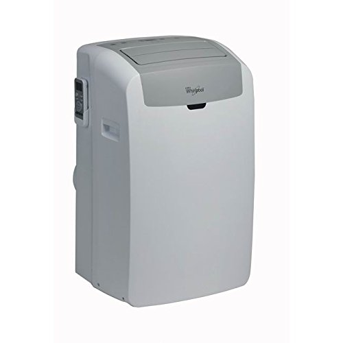 Whirlpool PACW9COL, Climatizzatore Portatile, Classe Energetica A++, 9000 BTU, Display LED, Colore:...