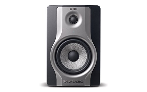 M-Audio BX6 Carbon D2 Studio Monitors Compact studio monitors speakers for music production and mixing - PAIR