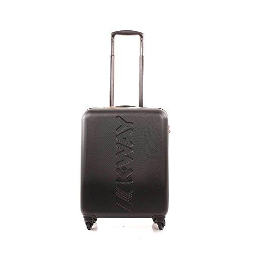 K-way trolley MEDIUM k-air BLACK art.8AKK1G020A201