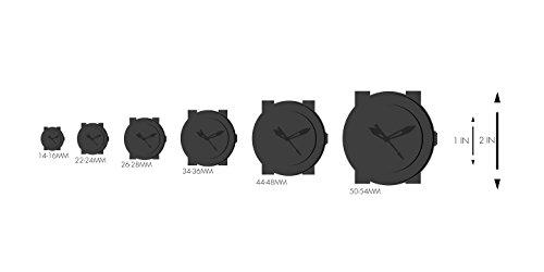 Breitling Galactic 36Damen Automatik Uhr mit Braun Zifferblatt Analog-Anzeige und Silber Edelstahl Armband A3733012/q582/376A - 6
