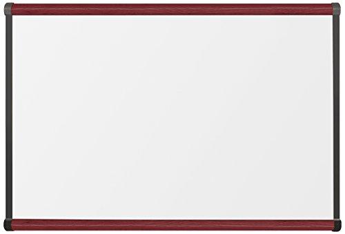 best-rite 2x 3piedi origine per lavagna bianca, medium Oak Trim (202ob-02) 2 x 3 Feet Mahogany