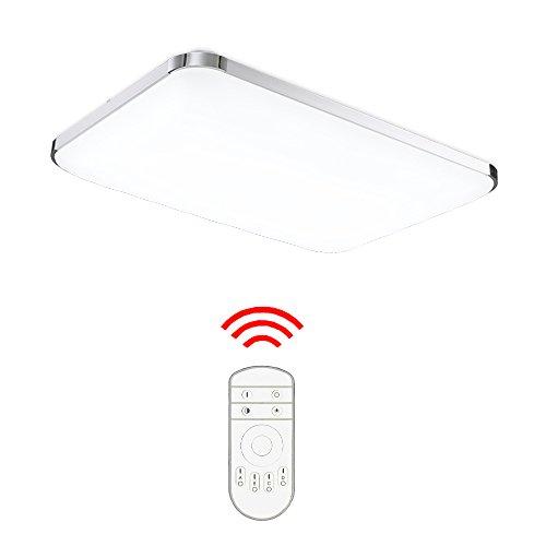 Dimmbare LED Deckenlampe Test oder Vergleich 2017: Top 50 Produkte