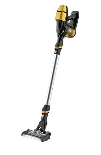 Rowenta Aspirateur Sans Fil Sans Sac Multifonction X-Pert Essential 260 Multifontion Autonomie jusqu'à 25 min Tous types de Sols Jaune