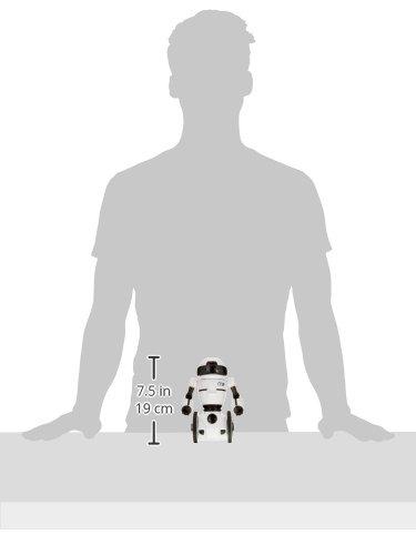 31NNr EEppL - Wow Wee- Robot MiP Blanco, Color (WowWee 0821)