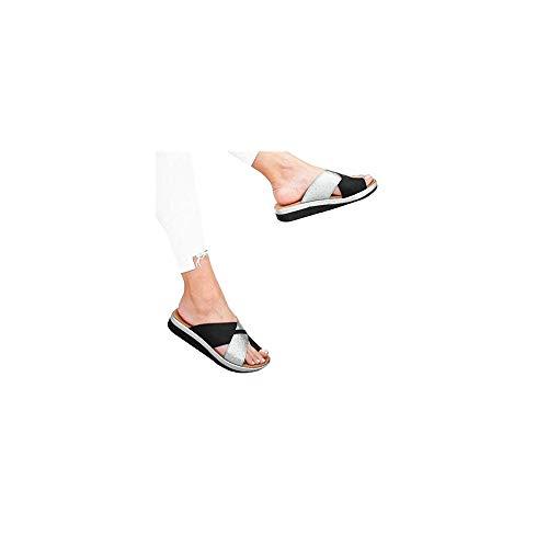 Celucke Donne Comfy Piattaforma Sandalo della Spiaggia di Estate di Viaggio Scarpe di Moda Sandali...