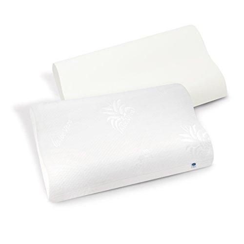 Premium Memory Cervical Cuscino, 40x70 cm
