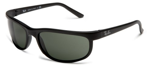 Ray-Ban Sport unisex Sunglasses (RB2027,Green Black)