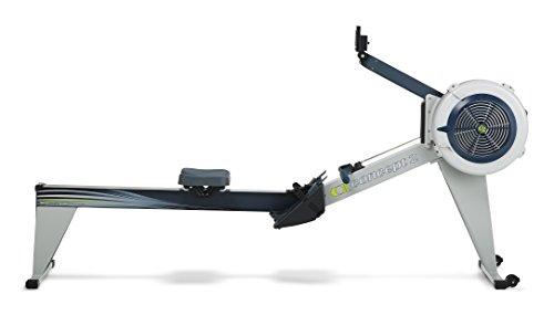 Concept 2 - Modèle E - Rameur avec écran PM5 - Mixte Adulte - Gris