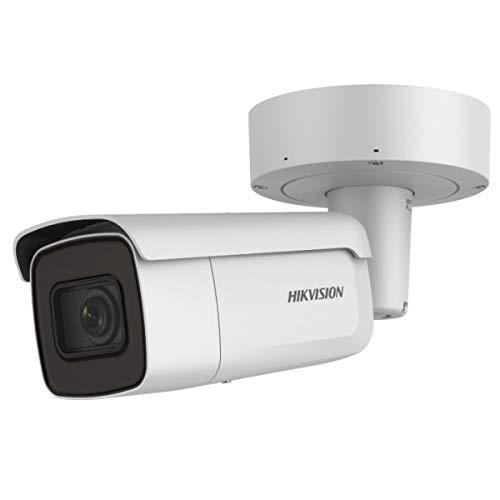 Telecamera bullet IP 8 Mpx H265, ottica 2,8-12 mm varifocale motorizzata DS-2CD2685FWD-IZS HIKVISION