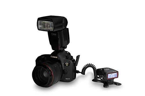 Solmeta GMAX-EOS GPS Receiver for Canon EOS 1DX, EOS 5D Mark III, 5Ds,  5Dsr, 6D(WG), 7D, 80D, 70D, 760D(T6s), 750D(T6i), 700D(T5i), 650D(T4i),