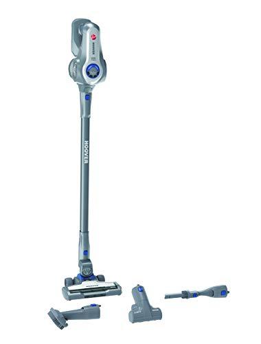 Hoover HF722PTLG - Scopa elettrica senza fili multifunzione H-Free 700 speciale animali e allergie