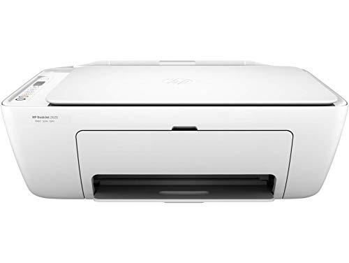 HP Deskjet 2620 V1N01B Stampante Multifunzione a Getto di Inchiostro, Stampa, Scannerizza,...