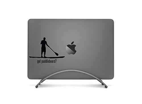 GADGETS WRAP Got Paddleboard Men Laptop Decal for Apple MacBook Pro Air Retina 11, 12, 13, 15.6 Mac HP Mi Dell Vinyl Surface Notebook Skin