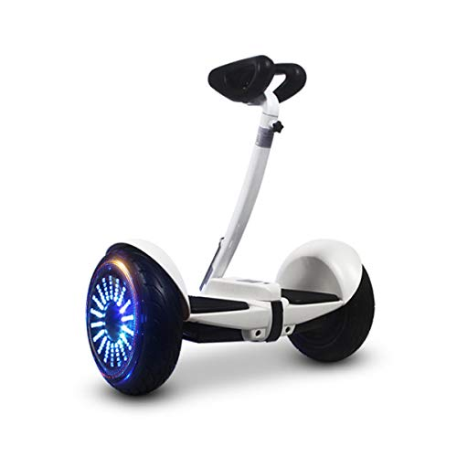 DingD 10Inch Scooter Elettrico Auto-Balance Hoverboard Scooter elettrici Intelligente Skateboard...