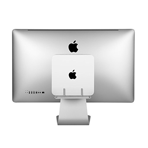 TwelveSouth Backpack Supporto Tipo Mensola a Incastro per iMac e Cinema Display, Argento