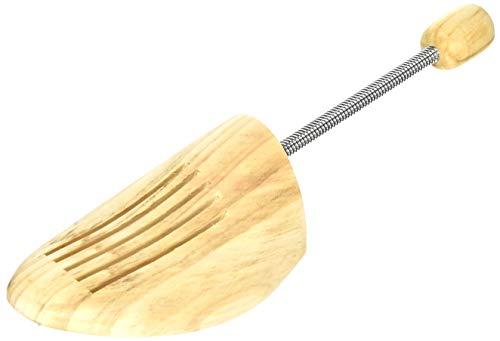 Blumtal Schuhspanner für Damen und Herren - Schuhdehner aus Echt-Holz, atmungsaktiv, versch. Größen (40/41-1 Paar), Braun