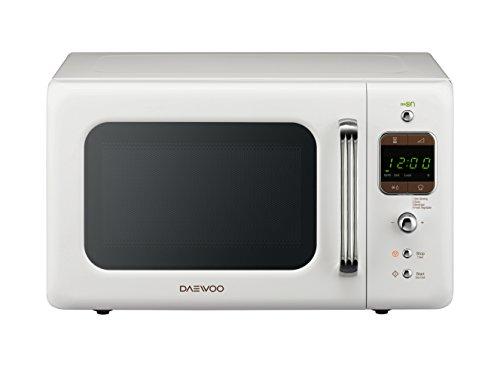 Daewoo – Microondas 20 litros digital con grill, 800 W