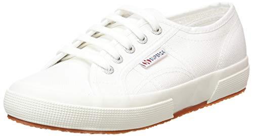 Superga 2750-Cotu Classic, Sneakers Unisex – Adulto, Bianco (901 White), 37 EU