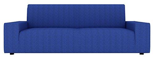 Eiffel Textile Kivik-Custodia Divano 2posti 110 x 195 x 2 cm Blu