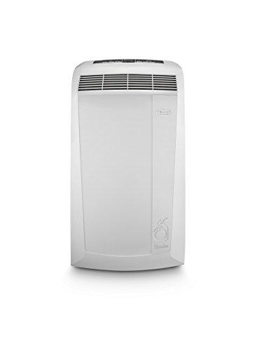 De'Longhi PAC N76Air-To-Air Climatiseur portable Pingouin, 60dB, 2100W, 8200BTU/h, blanc 9800 BTU/h blanc