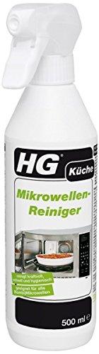 HG Limpiador de microondas