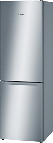 Bosch KGN36NL30 Freestanding 214L 86L Stainless steel fridge-freezer - fridge-freezers...