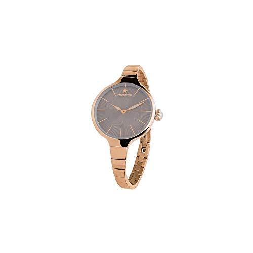 Orologio Donna Chérie Midi Rose Gold Grigio 2584LC-RG04 - Hoops