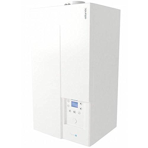 ATLANTIC-Chaudière murale gaz condensation chauffage et ECS Micro-accumulée NAIA Micro 25kW classe énergétique A Réf 021251