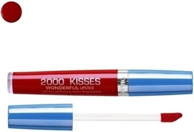 Diana Of London 2000 Kisses Wonderful Lipstick 35 Crimson Red 8Ml