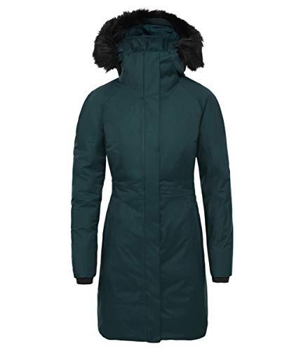 The North Face - Piumino Termico da Donna, Modello Arctic PKA II, Donna, 35BQ, Ponderosa Green, XL