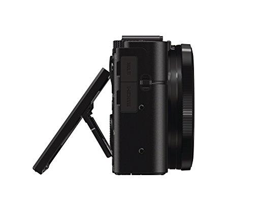"Sony Cyber-shot DSC-RX100M2 - Cámara compacta de 20.2 Mp (pantalla de 3"", zoom óptico 3.6x, estabilizador óptico, vídeo Full HD, WiFi), negro"