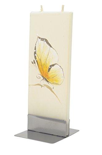flatyz mariposa Twin Thin plano de la Mecha Vela Decorativa y funcional