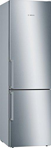 Bosch Serie 4 KGE39VL4A Libera installazione 337L A+++ Acciaio inossidabile frigorifero con...