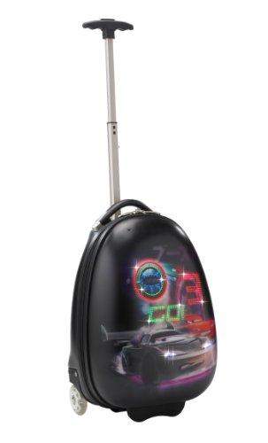 WHILE-STOCKS-LAST--PREMIUM-DESIGNER-Hardside-Luggage-Heys-Disney-LED-Toy-Story-great-for-kids