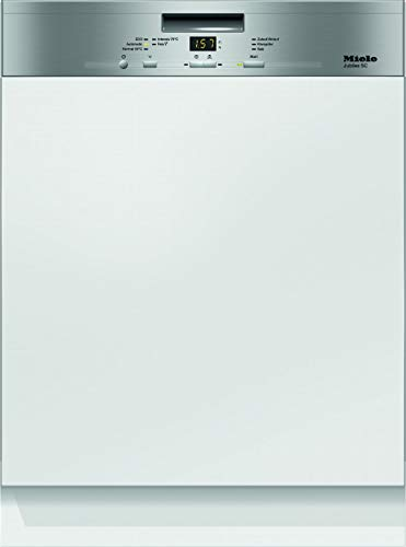 Miele G 4940Sci Jubilee Acciaio Inox CleanSteel lavastoviglie a +...