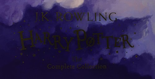 Harry Potter 7 Volume Children'S Paperback Boxed Set: The Complete Collection (Set of  7 Volumes) 9
