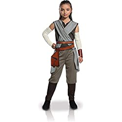 Star Wars - Disfraz de Rey Premium para niña, infantil 8-10 años (Rubie's 640105-L)