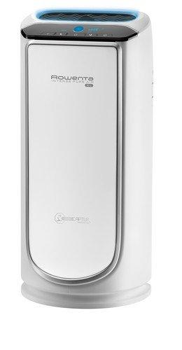 Rowenta PU6020F1 Purificateur d'Air Intense Pure Air XL Surfaces Jusqu'à 80 m² Silencieux Filtre Nanocaptur Allergy 4 Niveaux de Filtration