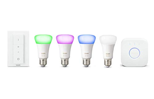 Philips Hue White and Color Ambiance - Kit de...