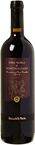 Vino Nobile di Montepulciano DOCG - Rocca delle Macìe, Cl 75