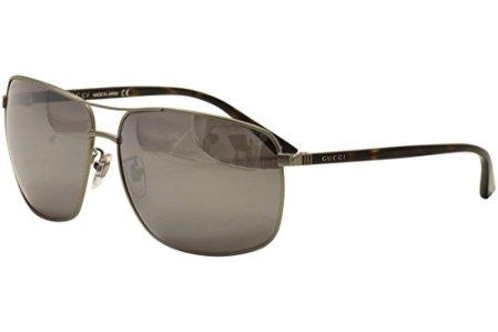 Gucci-GG0065SK-002-Gafas-de-Sol-para-Hombre-Gris-RutheniumSilver-66
