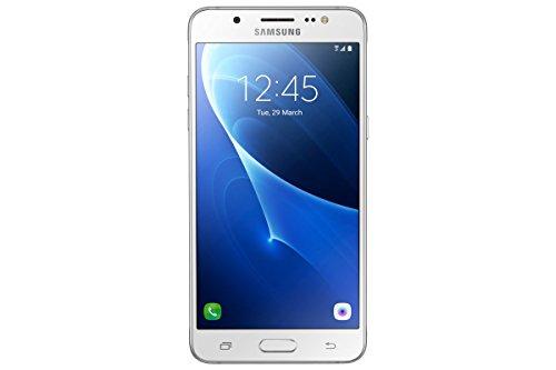 Samsung Galaxy J5 (2016) 16GB SIM-Free Smartphone - White (SM-J510F)