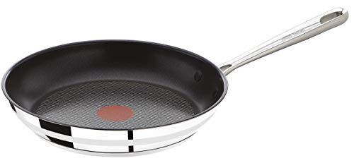 Tefal E85606 Jamie Oliver Edelstahl Pfanne 28 cm