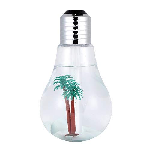 dongzhifeng Lampada ad Umidificatore ad Ultrasuoni con Lampada A LED per Diffusore di Oli Essenziali...