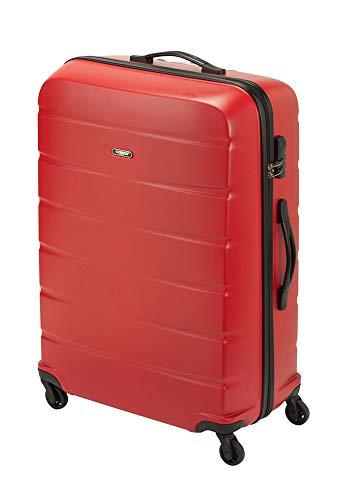 Princess Traveller Grenada Trolley, 78 cm, 105 liters, Rosso (Bright Red)