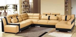 A2Z ENTERPRISE 6 Seater Leather Sofa Set
