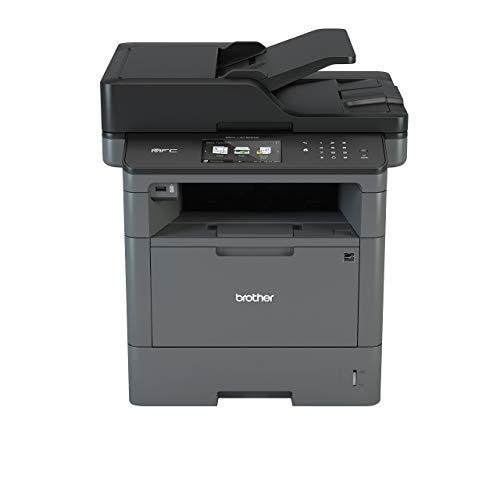 Brother MFCL5750DW Stampante Multifunzione Laser Mono 4 in 1 con Stampa Fronte e Retro Automatica,...