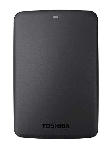 Toshiba HDTB330EK3CB Canvio Basics USB 3.0 hard disk esterno portatile Nero  3 TB