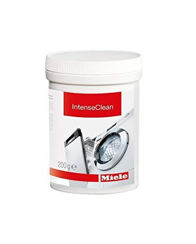 MIELE IntenseClean / Intense Clean - 10716970 - 200g - Prodotto per la Pulizia di lavastoviglie e...